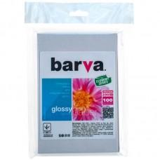 фотобумага Barva Economy Series, глянцевая, 200г/м2, 10х15, 100л (IP-CE200-217)