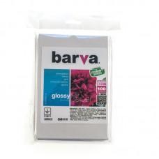 Фотобумага Barva Economy Series, глянцевая, 230г/м2, 10х15, 100л (IP-CE230-218)