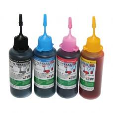 Комплект чернил CW CANON PG-510 / CLI-521 BK / С/ M / Y ( CW-CW520 / CW521SET05 ) 4 * 50 грамм