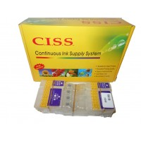 СНПЧ Epson Stylus C43 / C45 ( chip T038 / T039 )