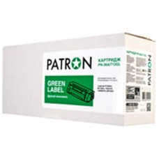 Картридж Patron (PN-05A / 719GL) HP LJ P2035 / P2055D / 2055DN / Canon LBP-6300DN /6650DN/ MF5580DR / 5840DN Black (аналог CE505A / Canon 719) Green Label