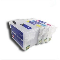 ПЗК Epson WorkForce WF-7110DTW ( chip T2711 / T2714 )