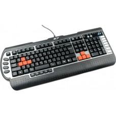 Клавиатура A4Tech X7 G800V Black USB