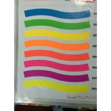 UV Флуоресцентная краска TY 807 Magenta , вес 1 кг для офсетной печати