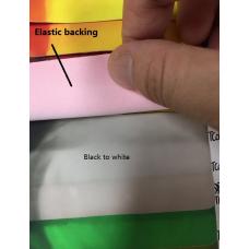 Термохромная ткань (PU) Red to yellow #43,  1 м2