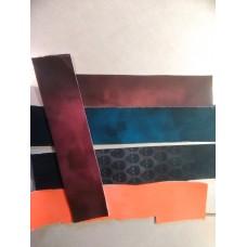 Термохромная ткань (PU) меняющая цвет для пошива одежды