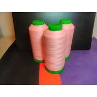 Светящиеся нитки , цвет pink , 4500м ( 5000 ярдов )
