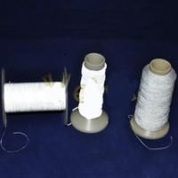 Светящиеся нитки, цвет white, длина 2000м